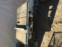 ROCKWELL TABLE SAW, 9' ROCKWELL TABLE SAW OLDER USED BUT WORKS GREAT