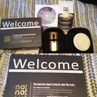 Beauty equipment, No! No! Platinum hair remover. New in box