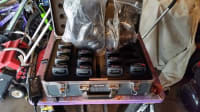 Model # LT-700-072-PT, LT-700-072-PT PLANT TOURS, 2014, No damaged, brand new used once. Transitter radio 2, headphones, and talk peices, with charging cases with 20 radios to listen., Plant tour