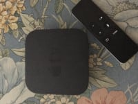 Apple TV Gen 4, Apple TV Gen 4 32 GB, 2016, In brand new condition, rarely used, includes cords/remote