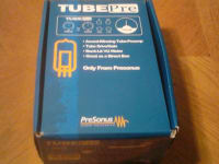 PRESONOUS 1 Channel Tube Preamp, The TubePRE is the highest quality vacuum tube preamp in its class. Loaded with PreSonus award winning dual servo preamplifier, the TubePre affordably delivers low noise tube warmth for vocals, guitars, bass guitars, synths and sound modules. , Gently used