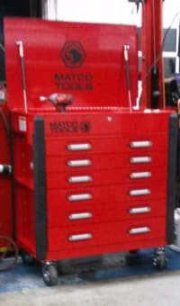 Sell or buy a used Matco tool box