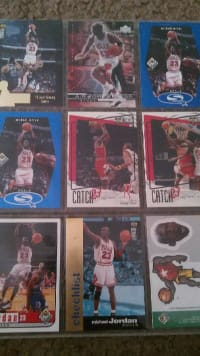 Baseball And Basketball Cards