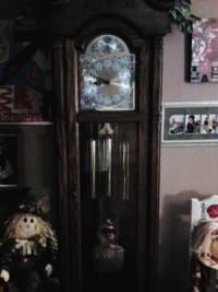 Sell or buy a used Howard Miller Grandfather clock