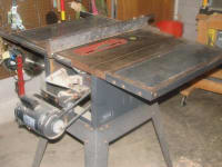 TABLE SAW, TABLE SAW for Sale, Like new