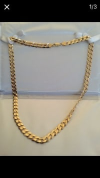 Pawn Or Buy A Used 10k Curb Link Gold Chain 22inch