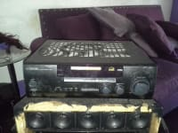 Kenwood amplifier, Electronics, Kenwood, 90801900, its a Kenwood radio that's in like new condition