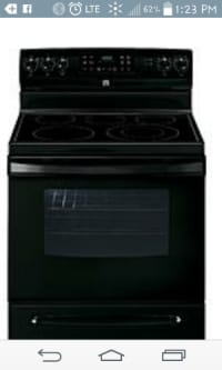 sell or buy a used electric stove