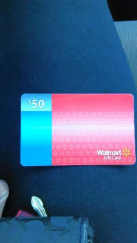 Sell or buy a used walmart gift card walmart gift card 50 walmart gift card negle Images