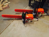Sell Or Buy A Used Stihl Chainsaw