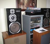 Yamaha NS-1000M Speakers, Legendary Yamaha studio monitors.. These are in beautiful shape and working perfectly, Like new