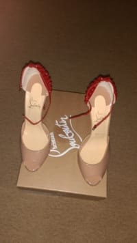 329e2666c66e Sell or buy a used Christian Louiboton Red Bottoms