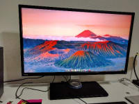 """32"""" BenQ 1440p VA Monitor- BL3200PT, BenQ BL3200PT, 2015, About a year and a half old, great condition, no malfunctions or dead pixels. Comes with all original cables, but no box. Only issue is that it doesn't stay locked into the stand. Doesn't affect performance at all."""