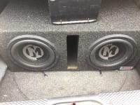 Memphis Subwoofers, Speakers