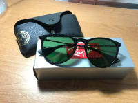 sun glasses, Ray-Ban Erika Classic Polarized Model code: RB4171 601/2P 54-18