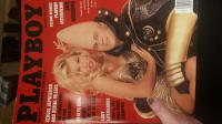 playboy magazine , Playboy magazine from August 1993 pamela Anderson and Dan Aykroyd