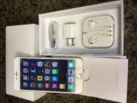 iPhone 6 plus, Electronics, Apple iPhone 6 Plus sprint 128g, Excellent condition with all new never used accessories and original box.