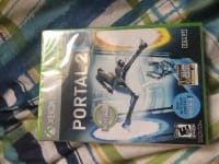 Portal 2 , It's Portal 2 Its A Video Game That Goes To a xbox360