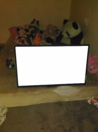 """Sansui 40"""" screen TV , Sansui, 2011, 40"""" screen TV everything works but no color on the screen , Sansui"""