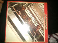 The Beatles 1962-1966 vinyl album, The Beatles 1962-1966 vinyl album nearly perfect condition
