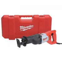 Milwakee saw, The saw was used once and contains some saws and comes with case
