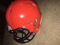 Football Helmet , Russell Speed Football Helmet. 3 years old. Worn 3 Times