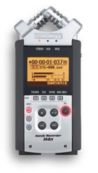 Zoom h4n , Handy recorder, 2016, This is the one that has no issues