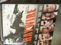 Haywire , DVDs for sell
