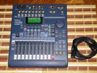 Roland VM3100 Digital Mixer, This listing is for a VM3100 Digital recording mixer. It has effects, scene memory, multiple ins and outs, and yet very compact, ideal for the at home producer and engineer., Gently used