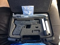 Springfield Armory XDs 45 acp, Springfield Armory XDs 45 acp , Case, crossbreed holster, Blackhawk holster 2 spare ammo magazin