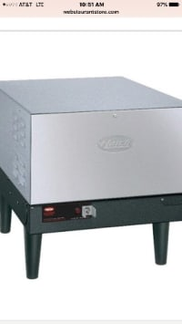 Booster heater, Comercial booster heater