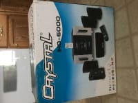 Crystal iHD Home Theater System new in Box , Crystal iHD-6000 , ?, Brand new home theater system in box. Retails for $3495.