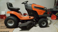 Lawn Mowing Tractor, Still new , Only used it a few times . I just don't need it anymore .