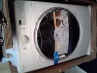 Appliances , Whirlpool washer and dryer new glass top stove and refrigerator all new