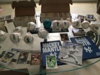 Baseball cards and memorabilia , Over 10,000 baseball cards from 70's 80's and 90's
