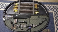 Whitetail II Compound bow draw weight 55lbs, Whitetail II Compound bow