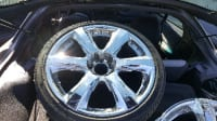 20 dolce dc34 car rims , 20 dolce dc34 car rims fits any two wheels drive chevy came off 2002 camro 1 rim have brand new rubber other 3 need rubber