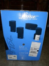 Brand New Bose Lifestyle 535 Series II home entertainment system, Bose Lifestyle 535 Series II home entertainment system