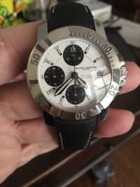 baume mercier , Luxury Watch, baume mercier , looks brand new