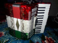 Fever F3048-MX Piano Accordion