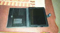 Ipad 4 w/Retina Display, Ipad 4 w/Retina Display 16gb Wi Fi and Leather case like new., Like new