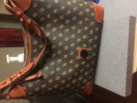 Dooney and Burke purse,