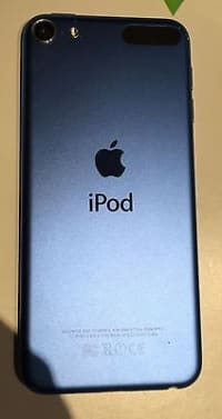 Apple iPod touch 6th generation , Electronics, A1574, 2015, 