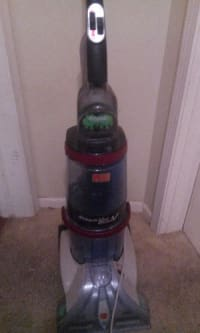 Carpet cleaner, Tools, Equipment, Hoover stream dual vac w/attachments. purchased in 2015