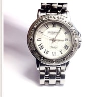Raymond Weil womens diamond bezel watch 5360, Luxury Watch, Raymond Weil, Tango women's diamond bezel watch