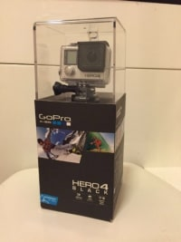 Gopro hero 4 black, Electronics, GoPro Hero 4 Black, 2015, New sealed box.