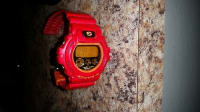 G shock, Luxury Watch, G shock, Red G Shock