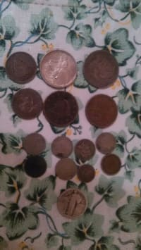 coins, Other, various American coins