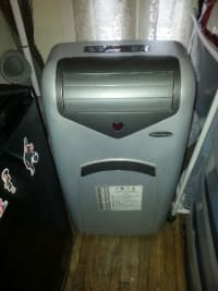solousair portable conditioner, Other, soleusair portable air conditioning and heater used about 5 times