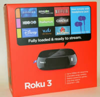 new roku 3 still in box, Electronics, roku 3 player with voice remote, 2015, Streaming player with all accessories and voice remote. Brand new never taken out of box